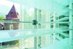 Museion | Museum of Modern Art - Photo: Rene Riller Museion Bolzano http://www.museion.it/