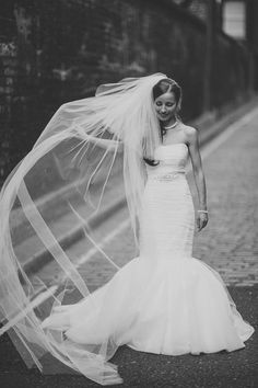 loved my wedding dress - edpeers photo credit