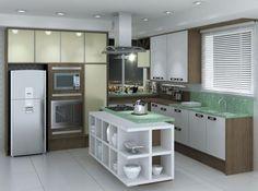 cozinha-planejada-modelos-fogões