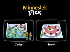 Minneslek Flex