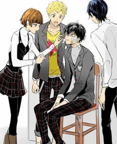 Thanks for looking me out guys. Persona 5 Game, Persona 5 Joker, Atlus Games, Yu Narukami, Ren Amamiya, Shin Megami Tensei Persona, Akira Kurusu, Vocaloid, Game Art