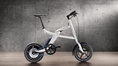 Блог электробайкера -Электровелосипед BMW