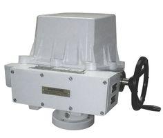 Explosion-proof electric multi-turn actuator SO 2-Ex