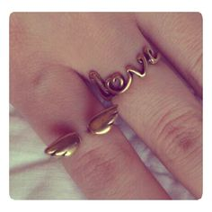 rings by sunparknyc on etsy ;)