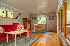 570-sq-ft-tiny-cottage-in-rural-sweden-004 living dining room