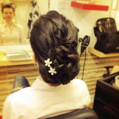 Hairstyle Hair Beauty, Hairstyle, Projects, Fashion, Places, Hair Job, Log Projects, Hair Style, Moda