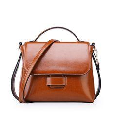 deba475f563c Promotional genuine Leather women shoulder bag Fashionable Lady s hand bag  Designer Crossbody Bags