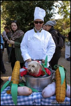 EV Grieve: And now, 18 photos of dogs in Halloween costumes