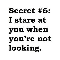 nice best Secret crush quotes