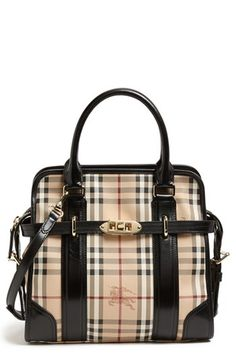 Trying to make up my mind on my new purse ... Which one should I get ???  Burberry 'Haymarket Check - Minford' Satchel $1,450.00Item #992119