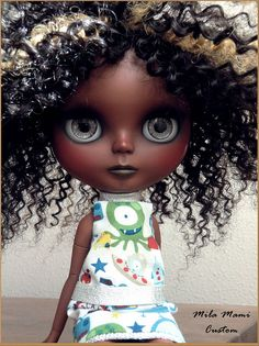 Melanie | Flickr - Blythe doll
