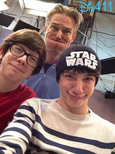 Photo: Jake Short, Augie Isaac
