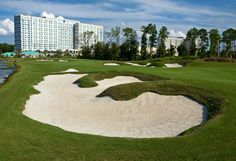 Brush the dust off your clubs and test your skills on Waldorf Astoria Orlando's challenging five-tee system.