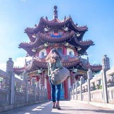 Discover Taipei's best sightseeing spots that also make great instagram shots! Directions included! Taipei Travel, Asia Travel, Taipei Metro, Amazing Buildings, Chinese Architecture, Forest Park, Weekend Trips, Luxury Travel, Great Places