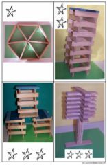 Kaplas, des constructions complexes