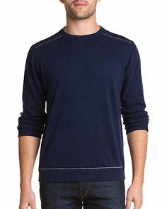 Raffi Ocean Crewneck Sweater