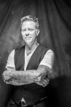 James Hetfield Alice in Chains