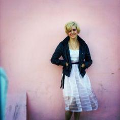 #vintage #skirts #fashion #style #pink #meghsabo