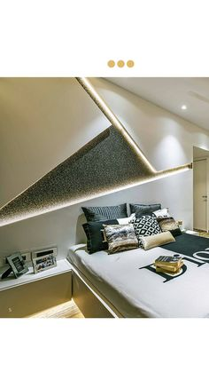 Easy Budget Tips For Kids' Bedroom Designs - Room Design Made Easy Luxury Bedroom Design, Bedroom Bed Design, Home Interior Design, Luxury Decor, Plafond Design, Master Room, False Ceiling Design, Suites, Luxurious Bedrooms