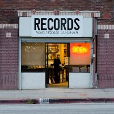 The 10 Best Record Stores in L.A.,California.