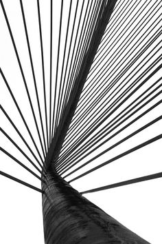 bridge, zubizuri, bilbao, black and white, abstract, photo, photography, architecture photography, art in architecture, limited edition, print, fine art, archival print, online art, buy print