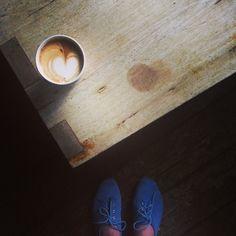 coffee at Climpson & Sons / photo by Katya Katkova