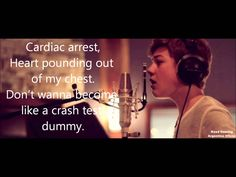 Crash Test Dummy Broken {with lyrics} - by Reed Deming Love this song soooooo much. Love the meaning behind it too. :)