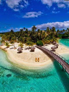 BAHAMAS, ATLANTIC OCEAN-10 Most Beautiful Island Countries in the World