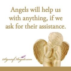 So, what did you ask the Angels to help with today?     #signsofangels #inspiration #angels #angelquotes #karenborga