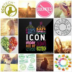 ¡¡¡Buenos días Mundo!!! #FelizMartes Hoy os recordamos la filosofía #icon que hace que todos y cada uno de nuestros productos sean eficientes y respetuosos al 100% con vuestro cabello y con el medio ambiente. Productos naturales, veganos, sin parabenes ni sulfatos, productos ecotech, antiaging, con antioxidantes y vitaminas que cuidan cada centímetro de tu cabello... Mímate con icon y vuelve a lo natural ❤