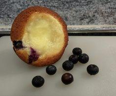 Blaubeer Muffins mit Vanillecreme von PatMey auf www.rezeptwelt.de, der Thermomix ® Community