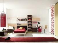 MODNY POKÓJ MŁODZIEŻOWY: Nowoczesny pokój dla nastolatków pełni równocześnie funkcję sypialni, miejsca do nauki, odpoczynku i zabawy. Powinien być więc funkcjonalny, wygodny czyli dobrze zaprojektowany.
