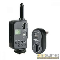 Buy Godox FT-16 Wireless Power Controller Flash Strobe Trigger At Rs.4,200 Features >> Transmitter power supply: 2 x 1.5V AA batteries, Max. sync speed: 1/250s Cash on Delivery In All Over Pakistan, Hassle FREE To Returns Contact # (+92) 03-111-111-269 (BnW) Email :- info@bnwcollections.com #BnWCollections #Godox #Wireless #Power #Controller #Flash #Strobe #Trigger