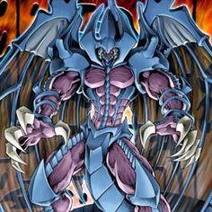 Yu-Gi-Oh! GX: Sacred beast Raviel Lord of Phantasms. Aka rip off of Egyptian god Obelisk the tormentor