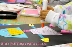 An excellent back-to-school project for Kinders, these Shape Robots offer a look into how well a child can cut and paste, identify shapes and apply a little whimsy to their artwork. What You'll Need… Colored Paper Scraps cut into 4″ x 6″ pieces 12″ x 18″ black sulphite (or any other color) background paper White... View Article