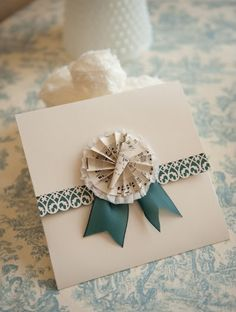 possible idea to add to the bridal shower invitation or wedding