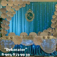 wedding paper backdrop