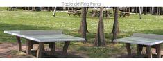 Tables de Ping Pong