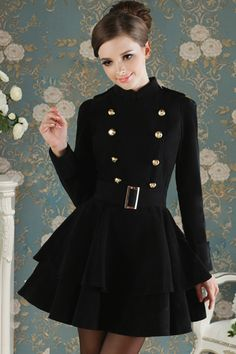 Outerwear&Coats - Gindress.com