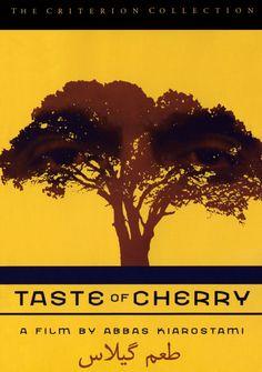 TASTE OF CHERRY (1997) by Abbas Kiarostami. Simple and beautiful.