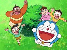 luv doraemon i juz simply luv it like hell.....wen ever i watch it,it makes me remeber my childhood dayz n i hve lotz of fun...........