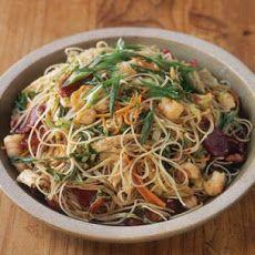 Stir-Fried Rice Vermicelli Recipe