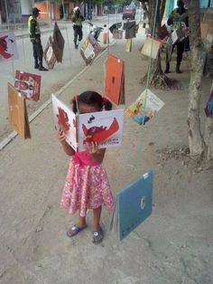 """El árbol lector"":  Una idea maravillosa"
