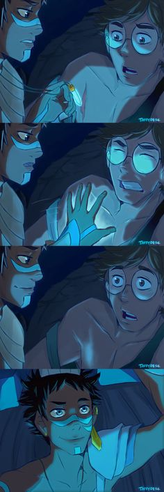 Two dorks try to unlock the mysteries of atlantis the lost empire. Iwaoi AU in my fav disney movie oh yeah~ taffydesu.tumblr.com/post/1255…