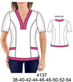 Elegant Dresses Classy, Classy Dress, Dental Uniforms, Scrubs Pattern, Corporate Uniforms, Scrubs Uniform, Nurse Costume, Fashion Design Sketches, Scrub Tops