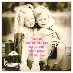 love a hug x Art Therapy Children, Hug, Love, Movie Posters, Quotes, Amor, Quotations, Film Poster, Quote
