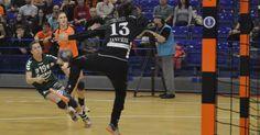 El Rocasa Gran Canaria cae eliminado de la Copa EHF (23-31)