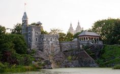 Belvedere Castle in Central Park. It is now home to the Henry Luce Nature Observatory, which houses natural-history artifacts along with microscopes, telescopes and other gadgets for those who want to experience the park from a scientific perspective.