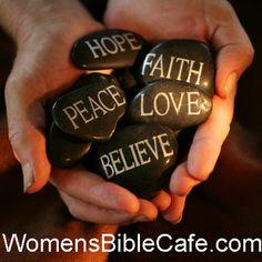 Bible Cafe...online womens Bible studies