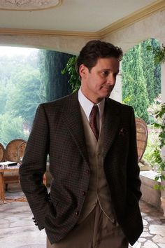 Colin Firth in 'magic in the moonlight'